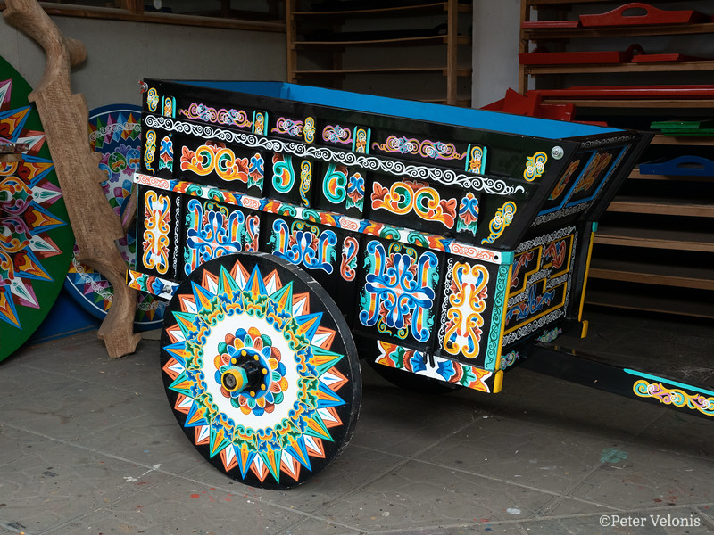 Hand Painted Wagon Factory