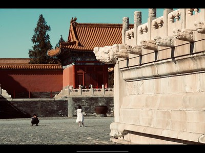 Yaqi L_Childhood in Ancient Palace_Gold Key