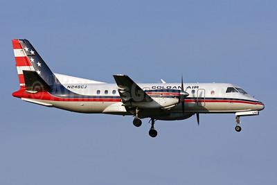 Colgan Air (2nd) SAAB 340B N249CJ (msn 251) DCA (Brian McDonough). Image: 906656.