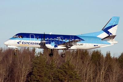 Estonian Air Regional (Estonian Airlines) SAAB 340A SE-LMT (msn 132) ARN (Stefan Sjogren). Image: 904849.