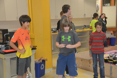 SAAS Middle School Robotics