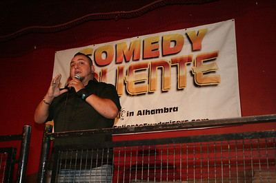 COMEDY NIGHT @ AMBIENTE • 06.08.12