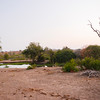 Londolozi controls water flows at various dams on the property to maintain levels, even in this dramatic drought.