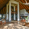 Varty Camp Deck, Londolozi Game Reserve.