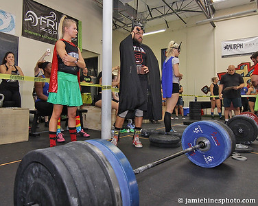 CrossFit Golden Titan: Batman & Robin Classic 2017
