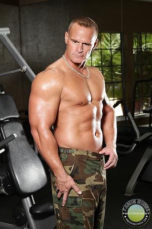 Gordon's Fitness Portraits