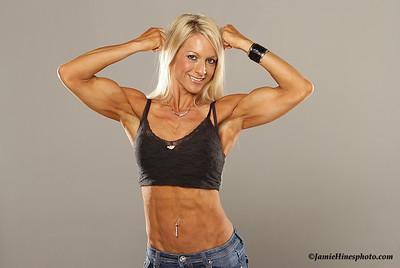 Valarie Sanford's Fitness Studio Shoot