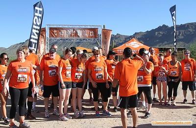 OCR: Terrain Mud Run: Tucson, AZ 10/4/14