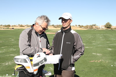 PGA Golf: Phoenix Open Player Portraits