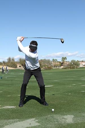 Keegan Bradley Swing Series