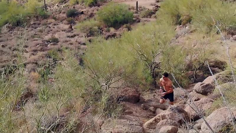 Strava Wind Cave Trail New Record