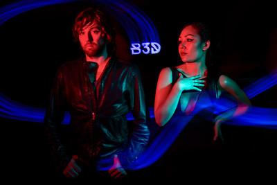 B3D Music Promo Shoot