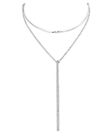 SIMPLICITY WITH A TWIST 2.0 NECKLACE