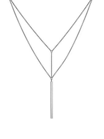 SAGA MELINA http://www.sagamelina.se +46 768 64 98 69 Halsband i stearling silver 1595 SEK