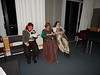 Saturday Pre-LARP: Helen, Sarah, Daena