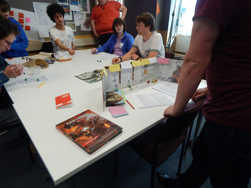 Vault of the Dracolich megagame
