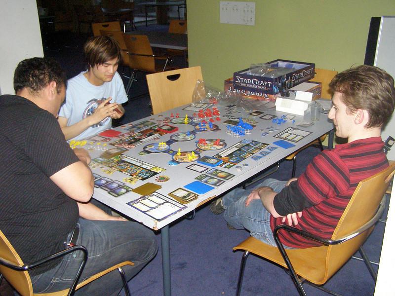 StarCraft: Caine, Norman, Mark