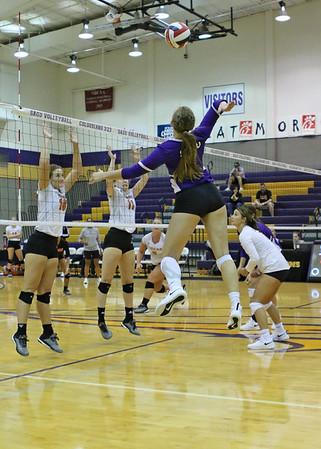 SAGU Volleyball Sept 1 2018