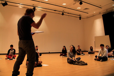 SAIC 150: Repeat Transmissions class workshop.