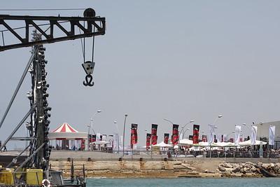 טורקי בנמל