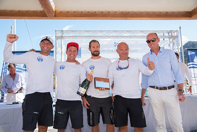 3rd place: Yacht Club Navigator (RUS) © SCL/YCCS/Francesco Nonnoi