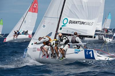 Burgenländischer Yacht-Club (AUT) © SCL/YCCS/Francesco Nonnoi