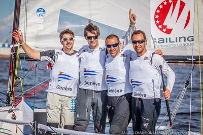3rd Place: Société Nautique de Genève © SCL/Andrey Sheremetev
