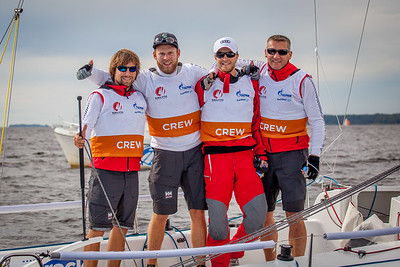 1st Place: Berliner Yacht-Club © SCL/Andrey Sheremetev
