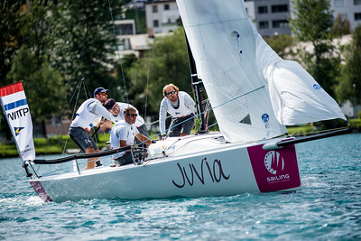 2018 Sailing Champions League, Final, St Moritz