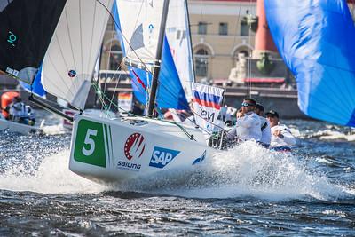 Russia: Navigator Sailing Team © SCL/Andrey Sheremetev