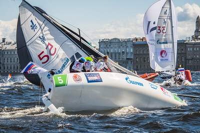 Russia: St. Petersburg Yacht Club © SCL/Andrey Sheremetev