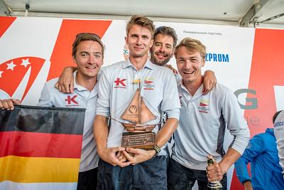 1st place: Norddeutscher Regatta Verein, Germany © SCL/Andrey Sheremetev