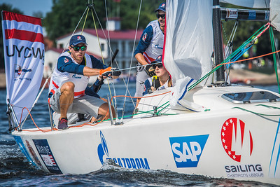 Austria: Union Yacht Club Wolfangsee © SCL/Andrey Sheremetev