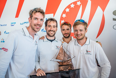 2nd place: Deutscher Touring Yacht-Club, Germany © SCL/Andrey Sheremetev