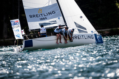 SAILING CHAMPIONS LEAGUE FINAL / ST MORITZ 2019 ©TOMAS MOYA/ SAILING ENERGY / SCL 2019 Free Editorial Rights  17 August, 2019.