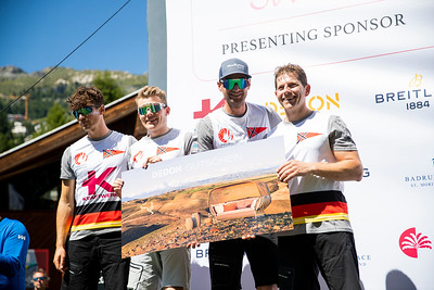 SAILING CHAMPIONS LEAGUE FINAL / ST MORITZ 2019 ©TOMAS MOYA/ SAILING ENERGY / SCL 2019 Free Editorial Rights  18 August, 2019.