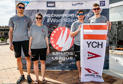SAILING CHAMPIONS LEAGUE 2019 Q1