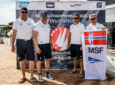 SAILING CHAMPIONS LEAGUE 2019 Q1