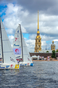 Peter and Paul Fortress - Venue of Qualifier 3