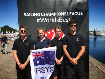Royal Sydney Yacht Squadron (RSYS)