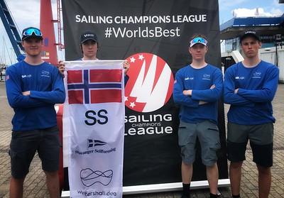 Stavanger Seilforening (SS)