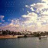 Seville skyline and Alfonso XIII channel Andalusia