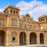 Zamora train station in Spain