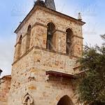 Zamora San Cipriano church in Spain