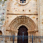 Zamora Santa Maria Magdalena church Spain