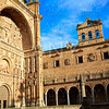 San Esteban Convent in Salamanca Spain