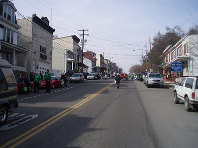 2009 POTTSVILE ST PATTYS PARADE