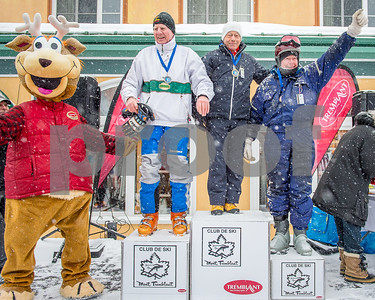 Podiums The Legends Classic Tremblant 2016