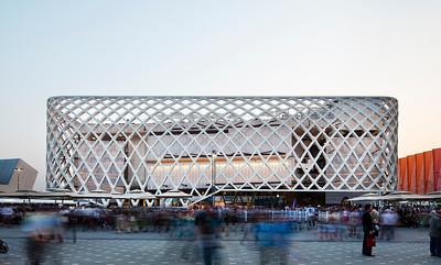 ENTRE-DEUX _ EXPO _ CENTRE DE DESIGN DE L'UQAM _ 2019 _ SFM _ Pavillon France ©Luc Boegly _ 4