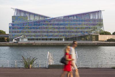 ENTRE-DEUX _ EXPO _ CENTRE DE DESIGN DE L'UQAM _ 2019 _ SFM _ Métropole Rouen Normandie ©Luc Boegly